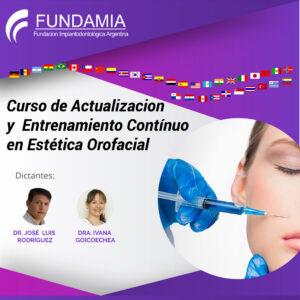 Curso de Actualización y Entenamiento Contínuo en Estética Orofacial
