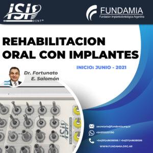 Cursos de Rehabilitación Oral con Implantes