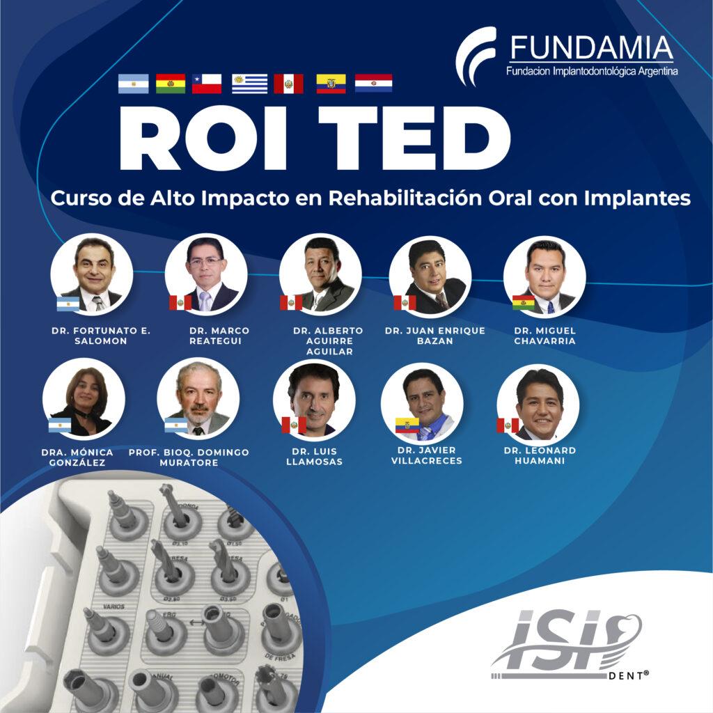ROI TED Internacional